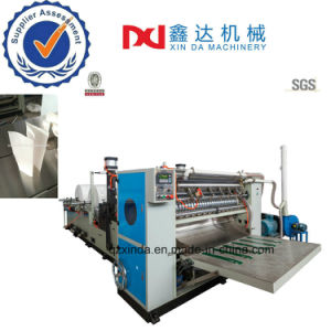 Machinery Best Embossing N Folding Hand Towel Paper Machine Price pictures & photos