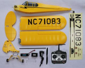 1068941-1245mm Brushles Radio Remote Control Scale RC Plane 2.4G RTF pictures & photos