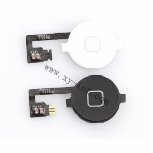 Menu Flex Cable Home Button for iPhone 4 4G Assembly pictures & photos