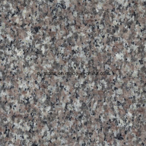 Natural Stone Granite G635 Red Slabs for Tiles and Countertops
