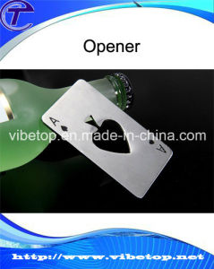 Hot Selling Good Quality Cheap Custom Metal Beer Bottle Opener pictures & photos