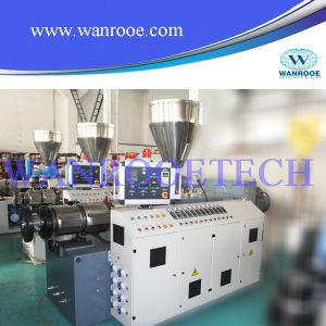 PVC Pipe Extrusion Line by Factory pictures & photos
