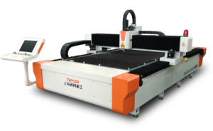CNC Fiber Laser Cutting Machine From Tayor pictures & photos