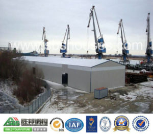 Anticorrosion Steel Structure House, Prefabricated House, Light Steel House pictures & photos