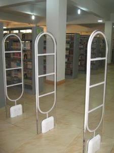 Em Library Security Anti Theft Gate pictures & photos