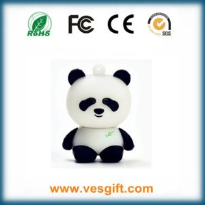 Cartoon Gift Panda PVC USB Memory Stick Polular Gift pictures & photos