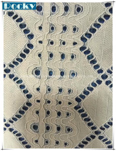 Spandex Lace Fabric African Lace Guipure Lace for Garment pictures & photos