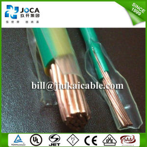 China 10 AWG Thhn Wire Red 600V 90c Building Machine Cable - China ...