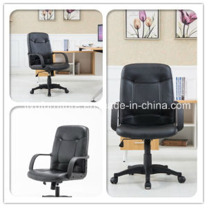 PU Leather Office Chair Old Fashion Conference Chair pictures & photos