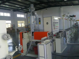 Zd-90 High Speed Power Cable Extruder Machine pictures & photos
