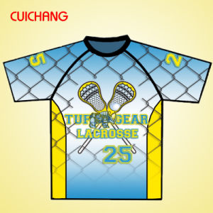 Sportswear with Sublimation Printing Custom Sports Wear for Lacrosse pictures & photos