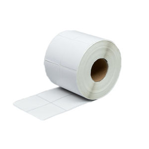 Custom Blank Sticker for Inkjet Printer, Blank Thermal Paper Sticker, Adhesive Blank Paper Sticker Roll pictures & photos