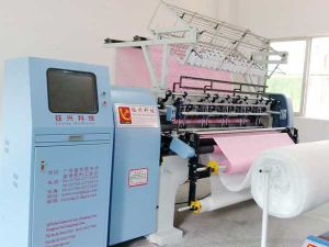 Yxs-76-2b Used Sewing Machine Quilting Machinery pictures & photos