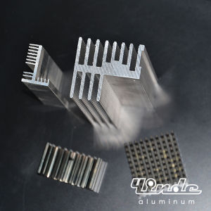Aluminum Extrusion/Aluminium Profile - Heat Sink pictures & photos