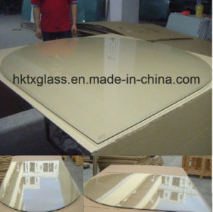6mm 8mm Toughened Glass Floor Mats/ Tempered Glass Mats with En12150 Certificate pictures & photos