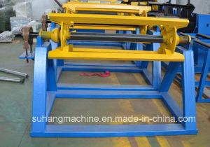 Durable CE&ISO Metal Coil 5ton Manural Decoiler pictures & photos