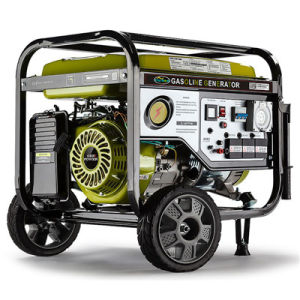5kw Portable Gasoline Generator Honda 3 Phase Generator pictures & photos
