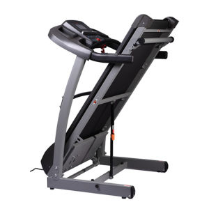 Heavy Duty Motorized Treadmill for Home Fitness Equipment (Model QH-T581) pictures & photos