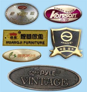 Sgin Logo Plate pictures & photos