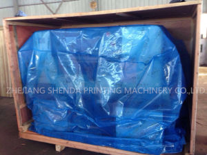 670mm Double Hydraulic High Speed Paper Cutting Machine for Sale pictures & photos