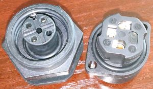 Power UL Proved Receptacle pictures & photos