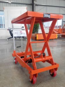 China Factory for Scissor Lift Platform with CE Certification pictures & photos