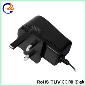 9W BS Black Casing Universal AC/DC Adapter Switching Power Supply