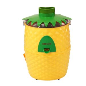 Pineapple Shape 300W Centrifugal Juicer (J21) pictures & photos