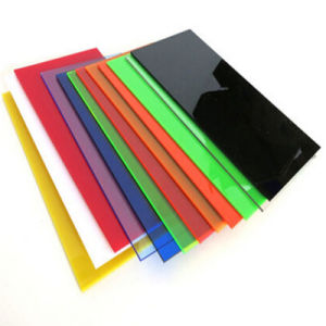 Solid Polycarbonate PC Plastic Roofing Sheets for Sound Proof Panels pictures & photos