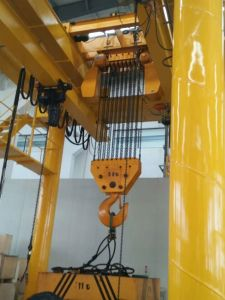 Kito Type 3ton Low Headroom Electric Chain Hoist pictures & photos