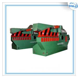 Alligator Automatic Waste Iron Sheet Cutting Machine pictures & photos
