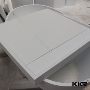 Acrylic Solid Surface Shower Base, Stone Resin Shower Trays pictures & photos