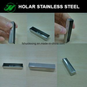 304 Stainless Steel Stair Railing Handrail End Cap pictures & photos