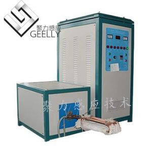 High Frenquency Induction Brazing Welding Soldering Forging Machine pictures & photos