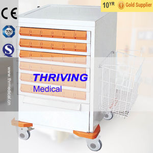Luxury Dispensing Cart with Double Sides pictures & photos