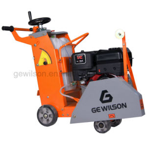 Concrete Cutter/Floor Saw with Electric Start 186f Diesel Engine pictures & photos