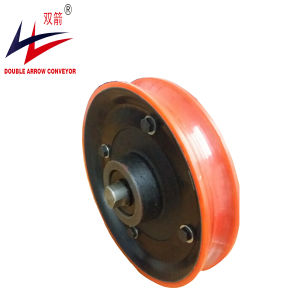 OEM Manufacturer of Groove and U Roller, Nylon Roller, Rubber Roller, UHMWPE Roller Hot Selling pictures & photos
