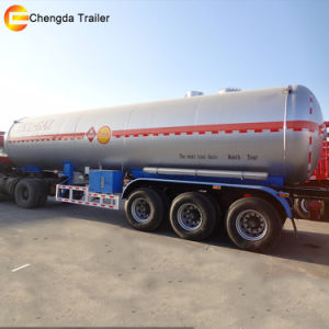 60m3 LNG Storage Tank Trailer for Sale pictures & photos