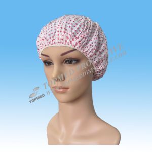 PE Head Cover, Transparent Head Cover, Clear Shower Cap pictures & photos