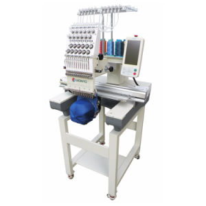 Wonyo Textile Mixd Flat Embroidery Machine pictures & photos
