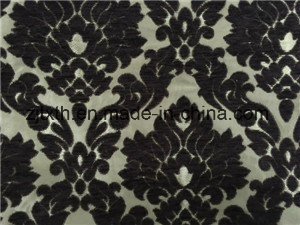 Polyester Wholesale Durable Chenille Sofa Fabric pictures & photos