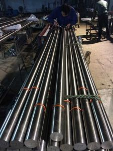 SAE1045 Steel Polished Piston Rod pictures & photos