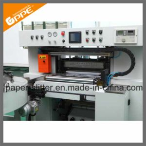 Made in China Cash Roll Slitter pictures & photos