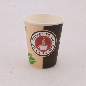 Disposable Large Single Wall 16oz Paper Cup for Coffee pictures & photos