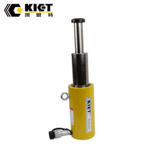 Kiet Hot Sell Double Acting Multiple Rams Hydraulic Cylinder pictures & photos