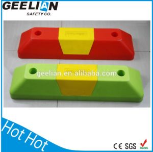 Industrial Rubber Car Wheel Stopper Localizer pictures & photos