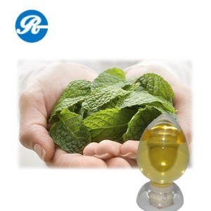High Pure Peppermint Oil for Food Additivies pictures & photos