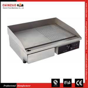 Commercial Stainless Steel Electric Griddle pictures & photos