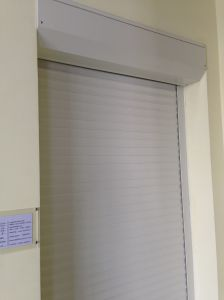 Powder Coating Aluminum Extruded/Insulated Roller Shutter pictures & photos