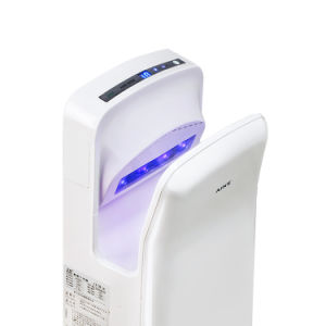 Stand Type High Speed Air Double Power Automatic Hand Dryer for Restroom pictures & photos